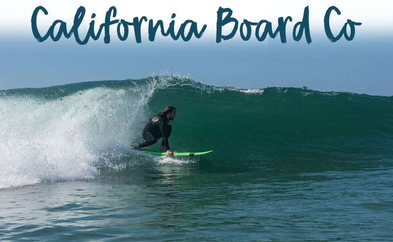 California Board Co Surfboard