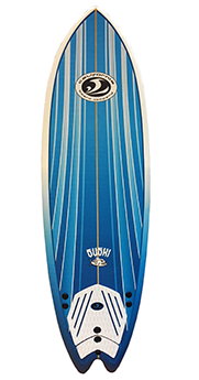 California Board Company Fish board