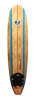 California Board Company Foam Surfboard