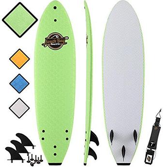 SBBC 7' Fun Board Soft Top