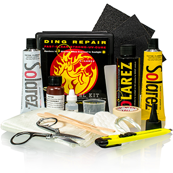 Solarez Repair Gear