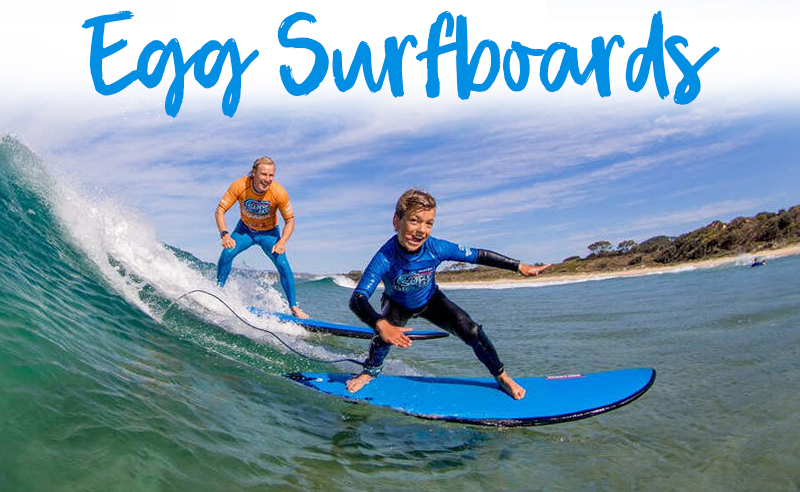 Best Egg Surfboard