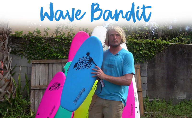 Catch Surf Wave Bandit Surfboard