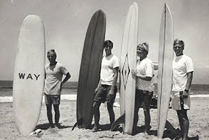 single fin boards