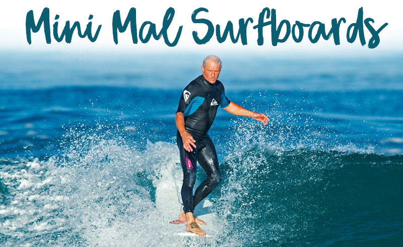 Best Mini Mal Surfboard