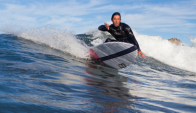 how to surf groveler