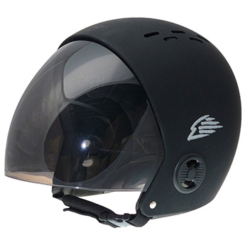 Gath Helmet with Retractable Visor
