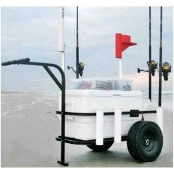 Sea Striker BRSC-DLX Beach Runner Deluxe Fishing Cart