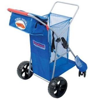 Tommy Bahama All Terrain Beach Cart