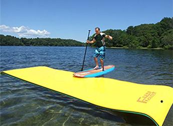 Fun Float Floating Water Mat