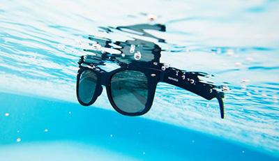 under water shot