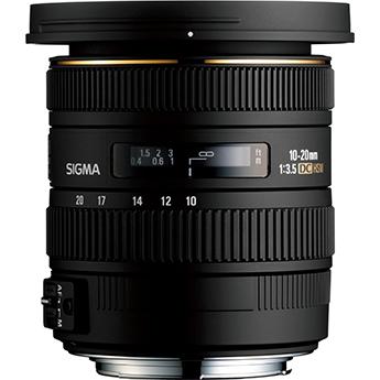 Sigma 10-20mm f 3.5