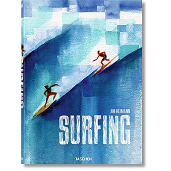 Surfing 1778-Today (English) Hardcover