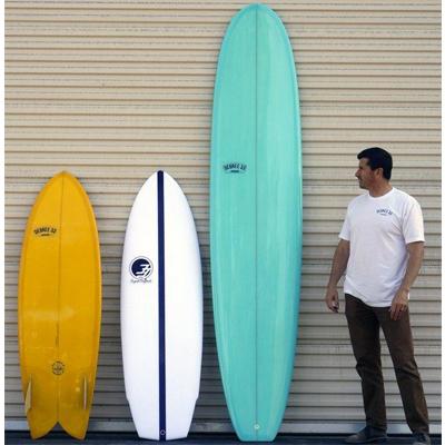 Epoxy Surfboards