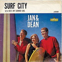 Surf City by Jan and Dean