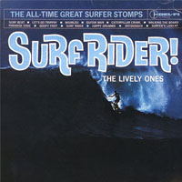 Surf Rider by the Lively Ones