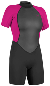 O'Neill Women's Reactor-2 is the perfect 2mm spring suit